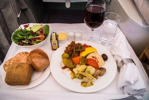 Businness Class A380 Emirates 2