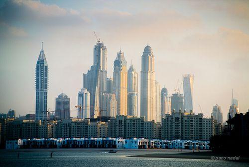 1. Skyline de Dubai-Paco Nadal