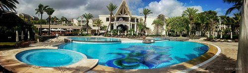 Hotel The Residence Mauritius-Paco Nadal