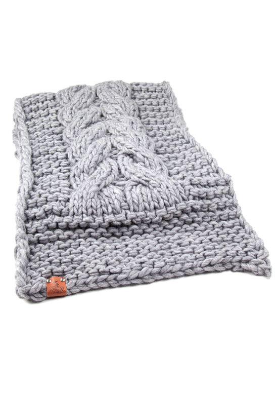 Sjaal-teun---grijs-