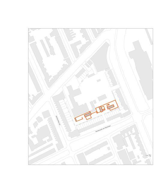 CHA_villas groningen_site plan