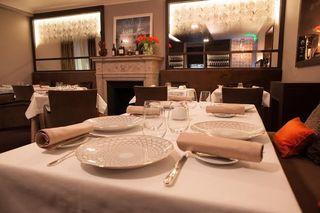 Comedor del restaurante Goust