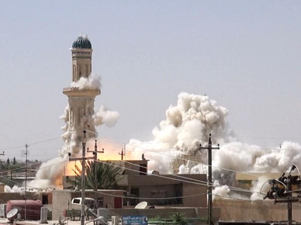 Isis mezquita
