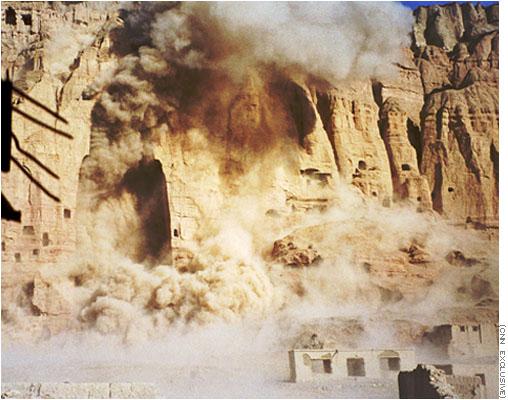 Bamiyan voladura