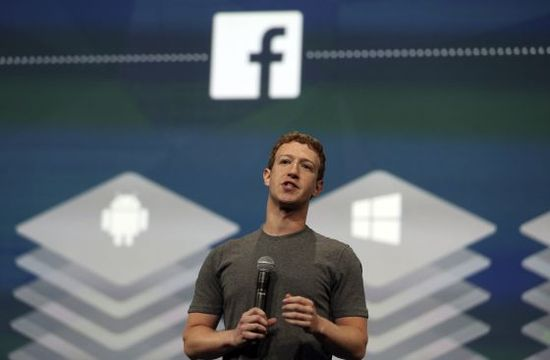 Marck Zuckerberg Reuters
