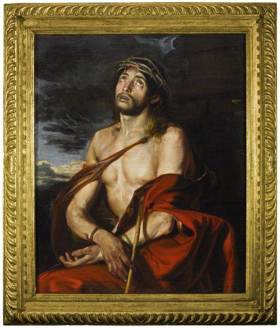 Lot 563, Juan Martin Cabezalero, Ecce Homo