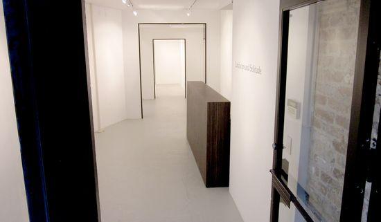 GALLERIA DE ARTE TALLY BECK, Lower East Side, Nueva York 2009, Ivan Pazos Architect