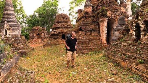 5. Trekking al lago Inle, Birmania - Paco Nadal