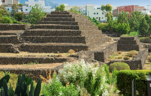 Piramides Güimar