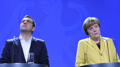 Merkel tsipras blog