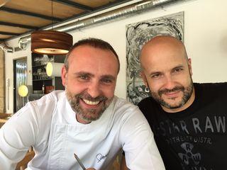 Rodrigo de la Calle y Álvaro Jimenez.Barberojpg