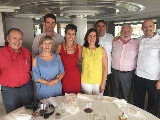 Miembros fundadores de la Sociedad Andaluza Oleocanthal