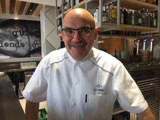 José Melero, propietario de El Campero.