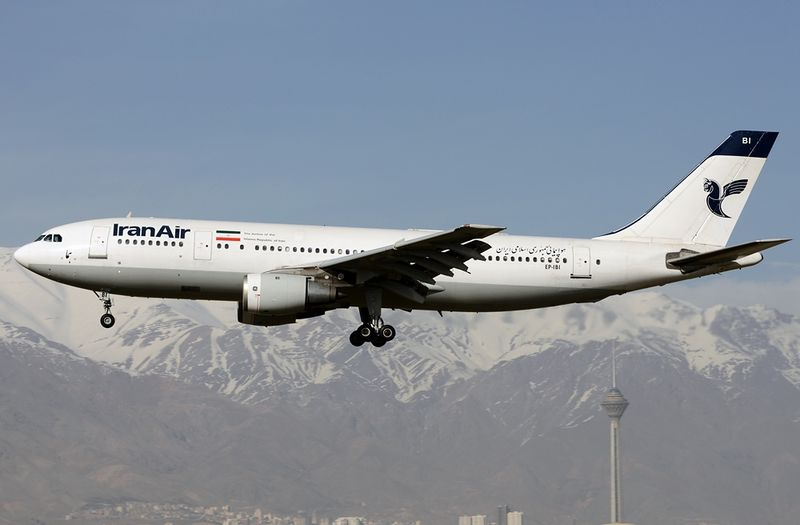 Irán air