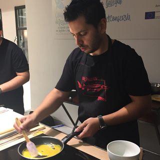 Poniendo a punto la salsa de curry