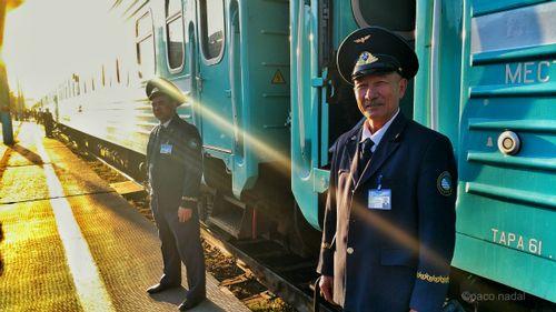 Tren Kazajo