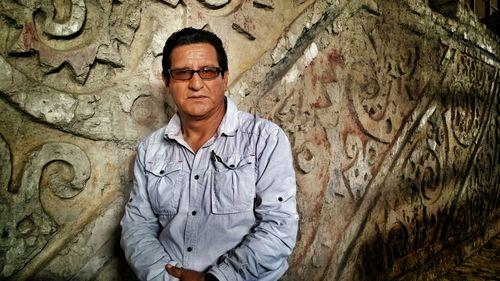 Régulo Franco, arqueólogo jefe centro El Brujo - Paco Nadal