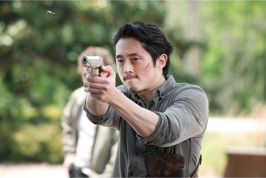 TWD 601 - Glenn First Look