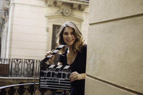 La directora de cine sueca Erika Lust
