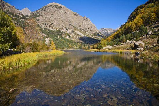 Parque nacional de Aigüestortes y lago de Sant Maurici (Lleida)  Gonzalo Azumendi