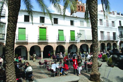 Zafra. Plaza Grande 3
