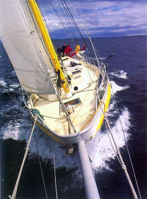 Walalla navegando
