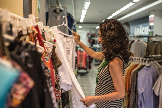 Tienda Segunda Oportunidad (c) Pablo Tosco - Oxfam Intermón
