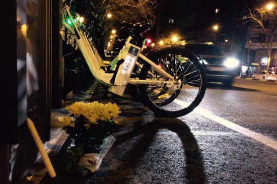 Accidente Ciclista