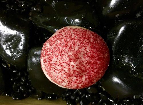 Macaron de lamprea