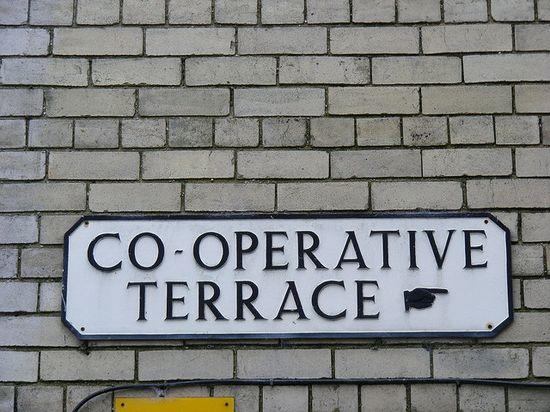 Co-operative terrace