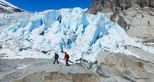 Glaciar Jostalen - Paco Nadal