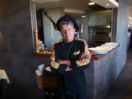 Vicent Bou, del restaurant Pinocchio (Borriana)