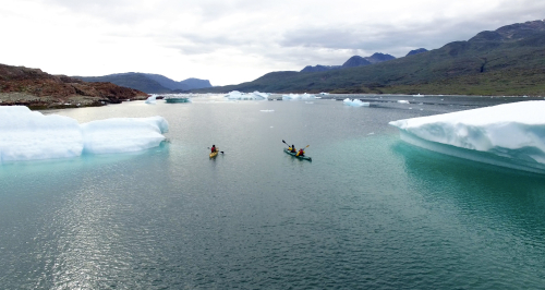 Kayak Groenlandia 2