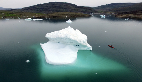 Kayak Groenlandia 3