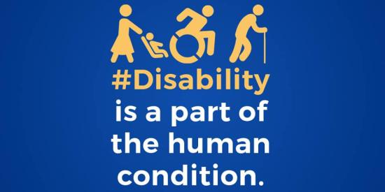 Todos y todas somos en algún momento personas con movilidad reducida