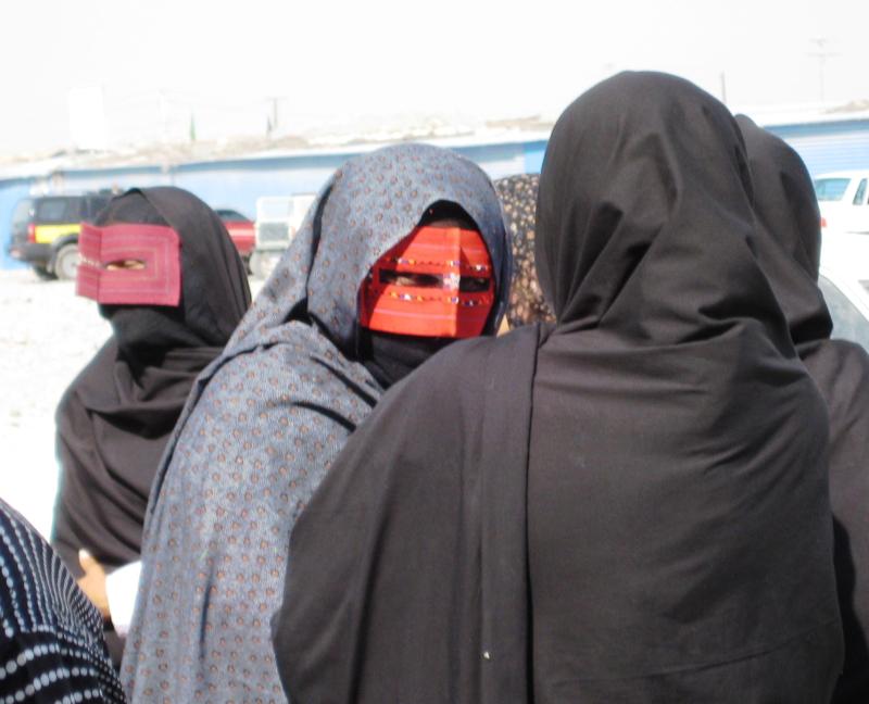 Burqas Minab