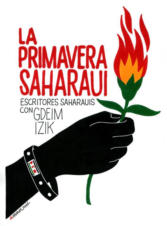 La primavera saharaui_Gdeim izik