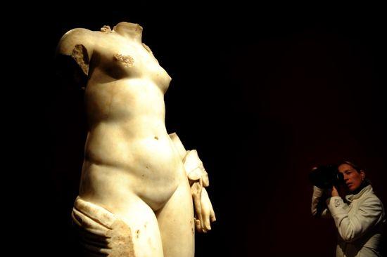 Venus de Itálica Cristina Quicler