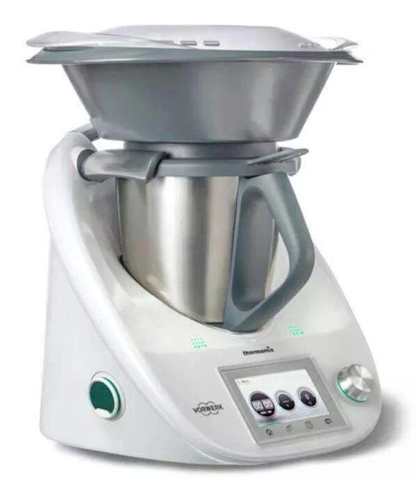 As ser la nueva thermomix el comidista blogs el pa s - Robot da cucina lidl ...