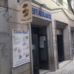 Nuevo local de Cisne Azul,contiguo a la casa madre en la calle Gravina