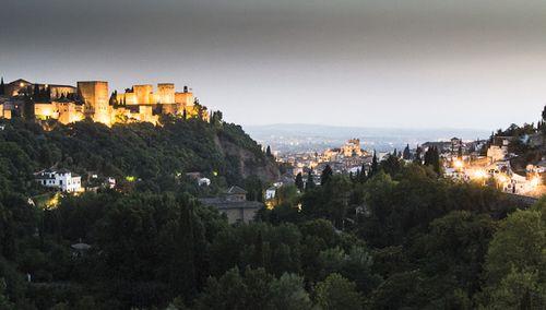 Granada desde el Sacromonte-Paco Nadal