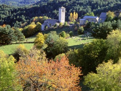 Fanlo.Huesca. Antonio Real