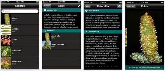 App-arbolesibericos