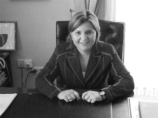 Isabel Bonig, consellera