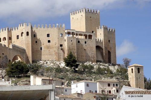 Castillo de Velez-Blanco-Paco Nadal