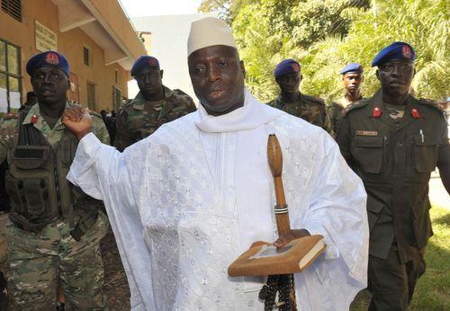 Yahya-jammeh
