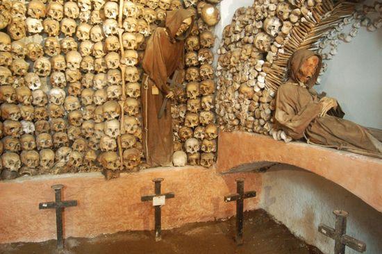 Cripta de los capuchinos Roma