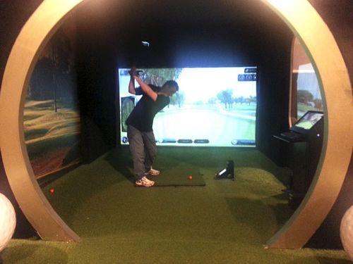Golf sala VIP Turkish- Paco Nadal