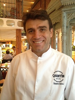 Sandro Silva en el nuevo Ultramarino Quintín