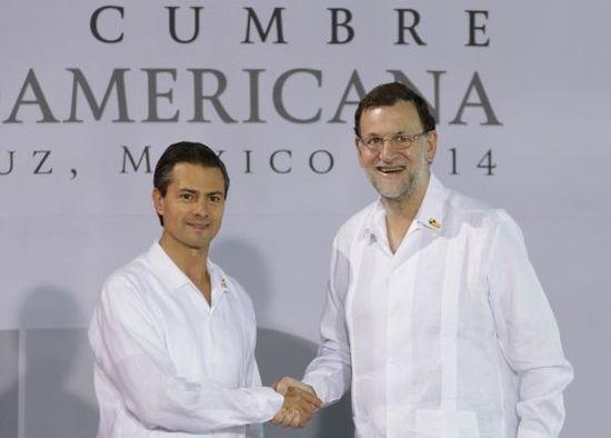 Rajoy+PeñaNieto
